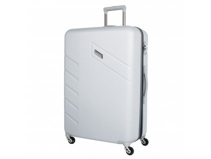 Travelite Tourer 4w M Silver  + LED svítilna