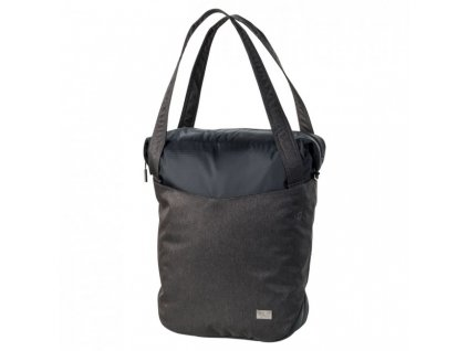 jack wolfskin wool tech tote phantom 31