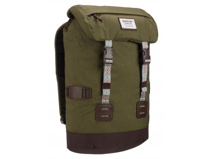 Burton TINDER KEEF HEATHER 25 l  + LED svítilna