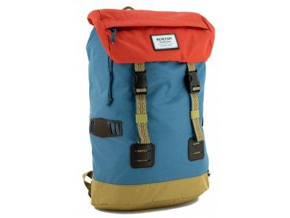 Freizeitrucksack+Tinder+Pack+Burton+dreifarbig+rot+grün+blau 15394 0