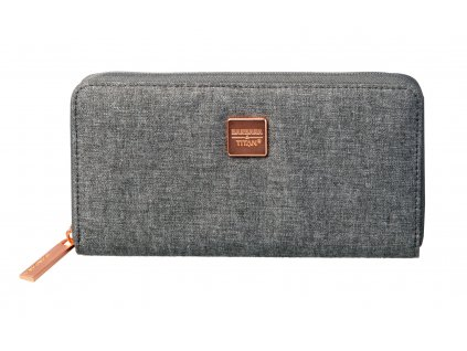 Titan Barbara Wallet Grey