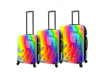 Sada cestovních kufrů MIA TORO M1533/3  + LED svítilna