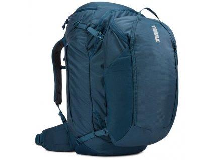 Thule Landmark batoh 70L pro ženy TLPF170 - modrý  + LED svítilna