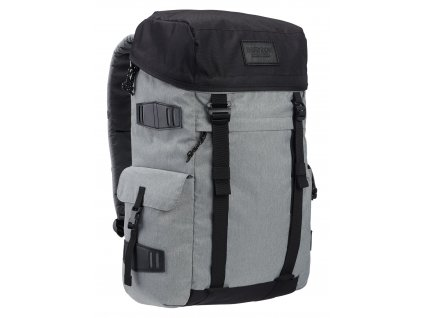 Burton ANNEX GRAY HEATHER 28 l  + LED svítilna
