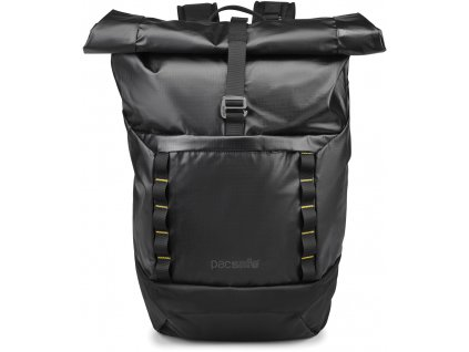 PACSAFE batoh PACSAFE DRY LITE 30L BACKPACK black  + LED svítilna