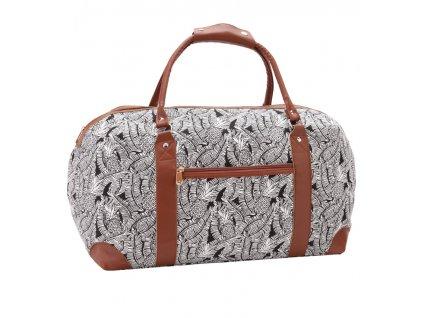 Cestovní taška JAZZI 2172 - černá
