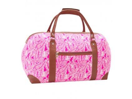 Cestovní taška JAZZI 2172 - růžová