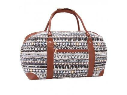 Cestovní taška JAZZI 2173 - černá