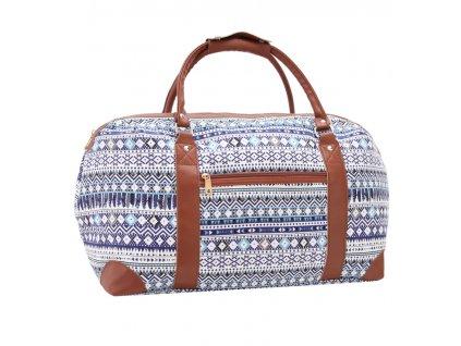 Cestovní taška JAZZI 2173 - modrá