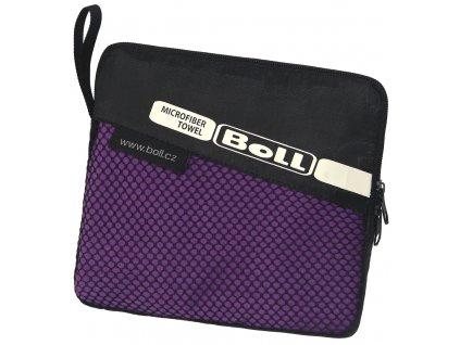 p372430081 litetrek towel violet midres 1 1 1016418