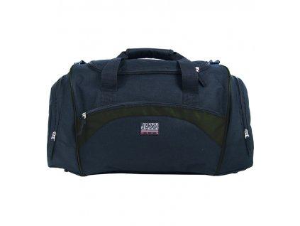 Cestovní taška JAZZI 4268 - černá/zelená