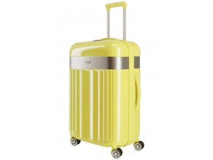 Titan Spotlight Flash 4w M Lemon Crush  + LED svítilna