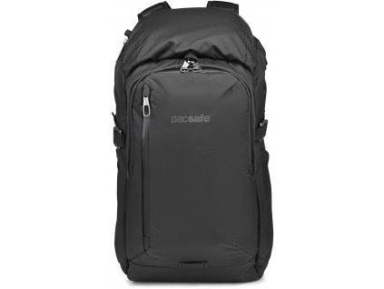 PACSAFE batoh VENTURESAFE X30 BACKPACK black  + LED svítilna
