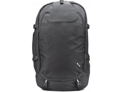 PACSAFE batoh VENTURESAFE EXP55 TRAVEL PACK black  + LED svítilna