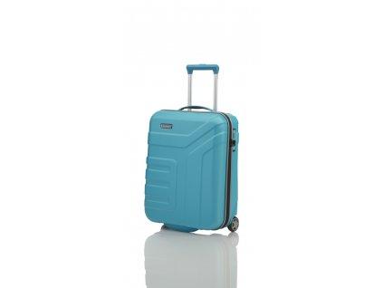 Travelite Vector 2w S Turquoise  + Sluchátka, myš nebo pouzdro