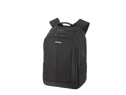 "Samsonite Guardit 2.0 LAPT. BACKPACK M 15.6"" Black  + LED svítilna"