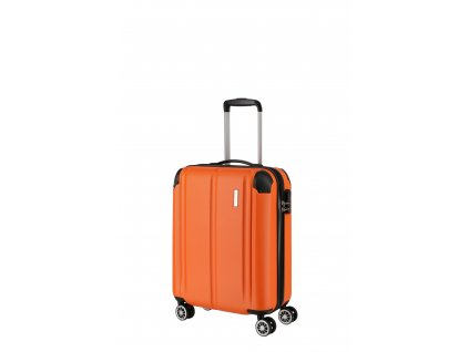 Travelite City S Orange  + LED svítilna