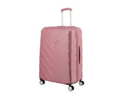 Travelite Kalisto L Rose  + LED svítilna