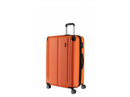 Travelite City M Orange  + LED svítilna