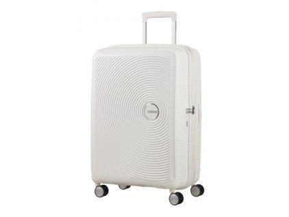 American Tourister SOUNDBOX M 67/24 TSA EXP - PURE WHITE