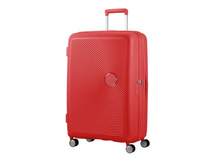 American Tourister SOUNDBOX L 77/28 TSA EXP - CORAL RED