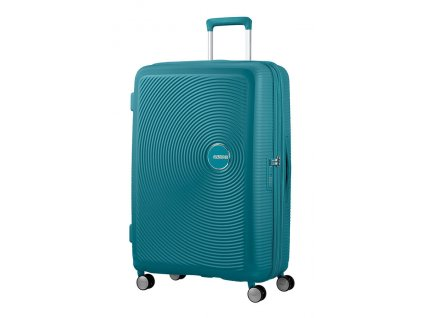 American Tourister SOUNDBOX L 77/28 TSA EXP - JADE GREEN