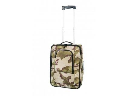 NITRO taška TEAM CARRY ON BAG camo  + Sluchátka, myš nebo pouzdro