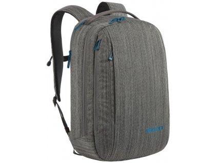 Boll PROPHET 20 šedá modrá - batoh  + LED svítilna