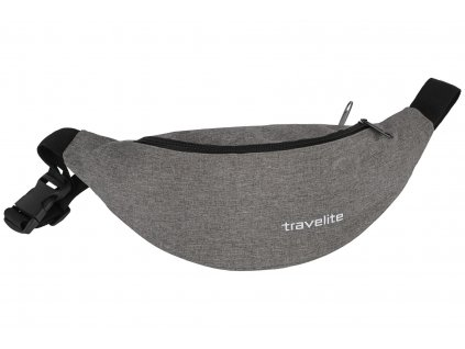 Travelite Basics Waistbag Grey