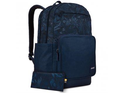 Case Logic Query batoh 29L CCAM4116 - modrý se vzorem