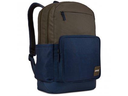 Case Logic Query batoh 29L CCAM4116 - tmavě olivový/modrý