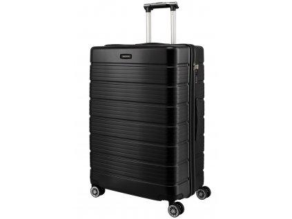 Travelite Soho 4w L Black  + LED svítilna