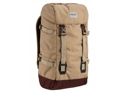 Burton TINDER 2.0 KELP HEATHER 30 l  + LED svítilna