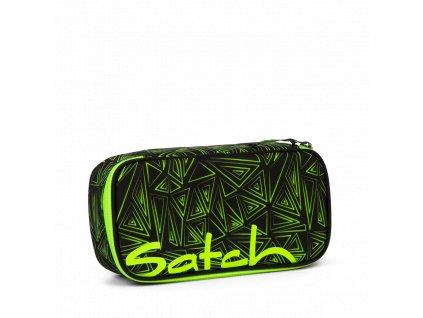 SAT BSC 001 9K9 satch Schlamperbox Green Bermuda 01