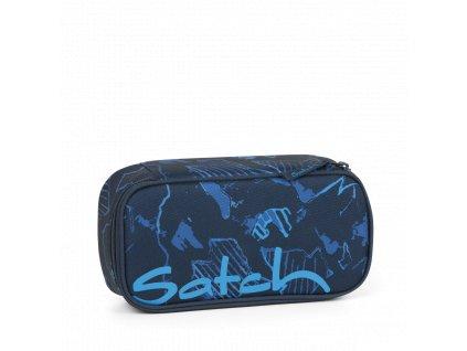 SAT BSC 001 9X2 satch Schlamperbox Blue Compass 01