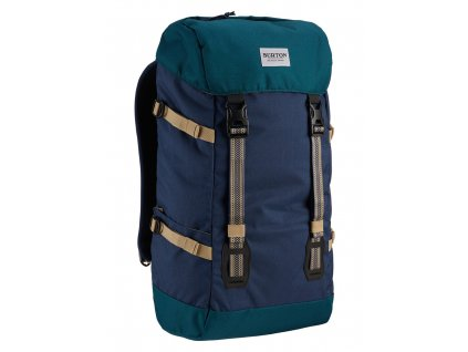 Burton TINDER 2.0 DRESS BLUE HEATHER 30 l  + LED svítilna