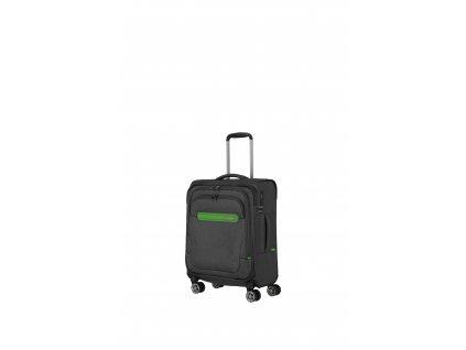 Travelite Madeira 4w S Anthracite/Green  + LED svítilna