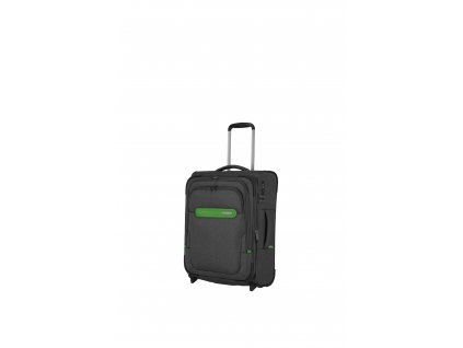 Travelite Madeira 2w S Anthracite/Green  + LED svítilna