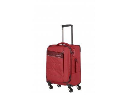 Travelite Kite 4w S Red  + LED svítilna