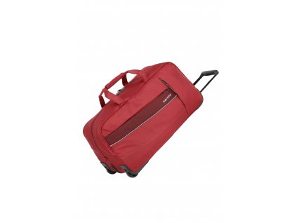 Travelite Kite 2w Travel Bag Red  + LED svítilna