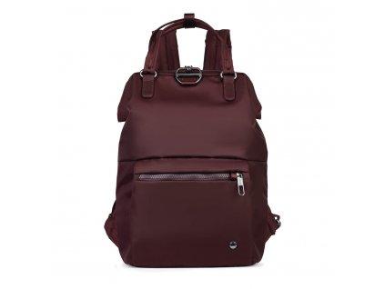 CitysafeCX MiniBackpack 20421219 Merlot