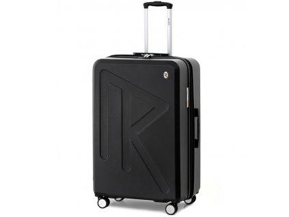 Cestovní kufr Raido Numero Uno Black Mood Line L