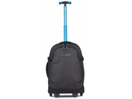 PACSAFE taška TOURSAFE 21 black  + LED svítilna