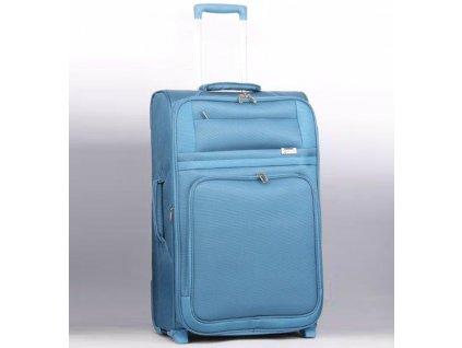 Cestovní kufr AEROLITE T-9515/3-M - světle modrá