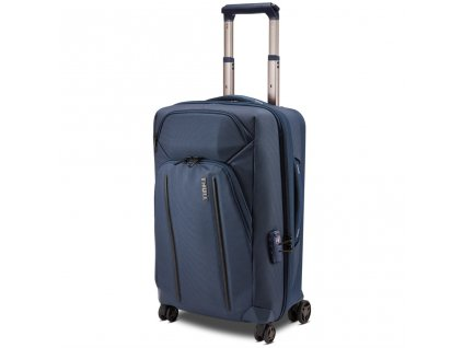 Thule Crossover 2 Carry On Spinner C2S22 - modrý  + LED svítilna