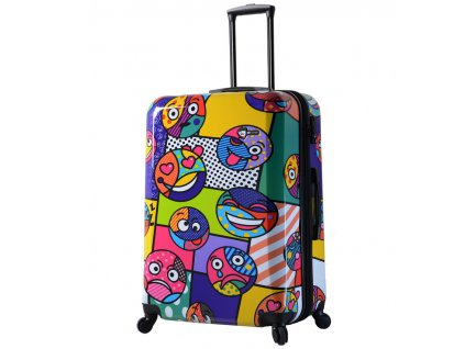 Cestovní kufr MIA TORO M1311/3-L  + LED svítilna