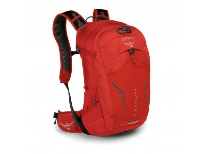 syncro 20 s19 side firebelly red