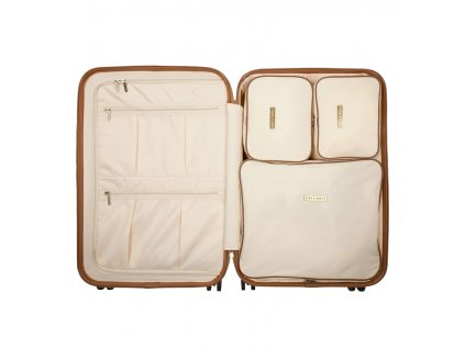 Sada obalů SUITSUIT® Perfect Packing system vel. M AS-71211 Antique White