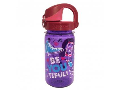 Nalgene OTF 350 mL Purple_Beet_BeYouTiful