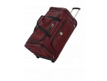 Titan Nonstop 2w Travel Bag Merlot  + LED svítilna